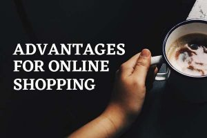 Advantages for online shopping in india