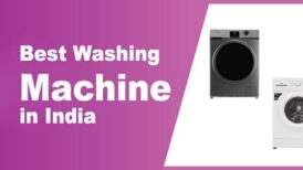 Best Washing Machine in India Front Load Semi Automatic