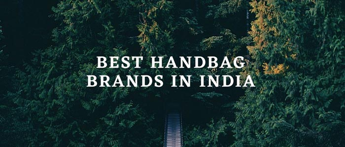 15 best handbag brands in India for women 2020