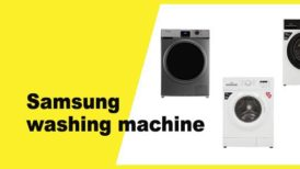 Samsung washing machine best washing machine brand in India