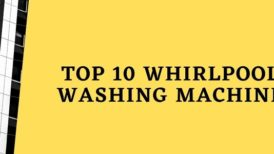 Top 10 whirlpool washing machine 2020