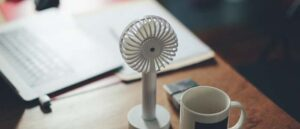 5 best table fan in india for home 2020