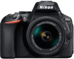 Nikon D5600 DSLR Camera Body with Single Lens