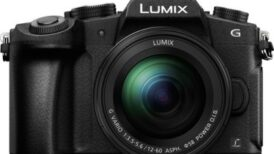 Panasonic Lumix G85M Mirrorless Camera Body with 12 60 mm Lens