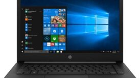 HP 14 Core i5 10th Gen Laptop14 inch, Jet Black, 1.47 kg