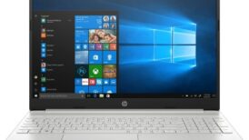 HP 15s Core i5 8th Gen Thin and Light Laptop