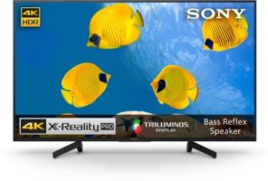Sony Bravia 43 inch Ultra HD 4K LED Smart TV