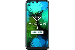 Itel Vision1 Gradation Green