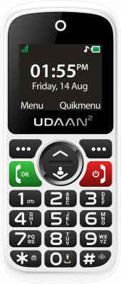 Easyfone Udaan 2 White