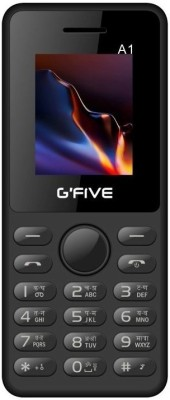 GFive A1 Black Orange price in India