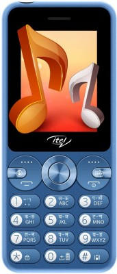 Itel Muzik 400 Blue price in india