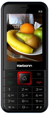 KARBONN Jumbo K9 Black and Red