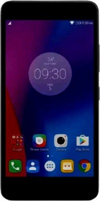 Lenovo K6 Power Dark Black