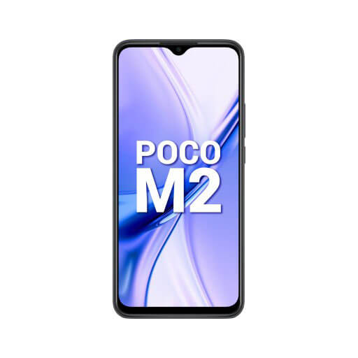 POCO M2 Pitch Black