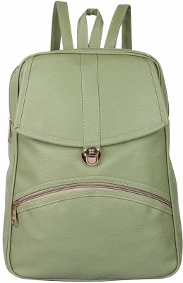 Leather Backpack for Girls and Women