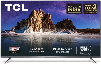 TCL P715 75 inch Ultra HD 4K LED Smart Android TV
