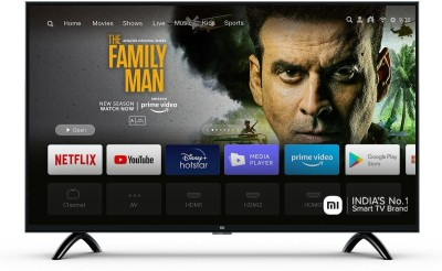 Mi 4A PRO 80 cm 32 inch HD Ready LED Smart Android TV